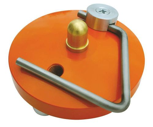 Ground Plate GB600 Steel-Points and Metal-Handle